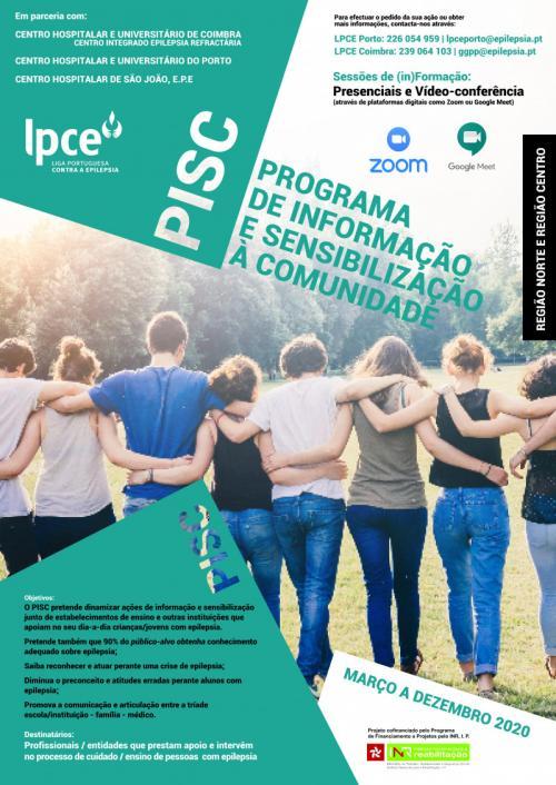 Programa Informação e Sensibilização à Comunidade