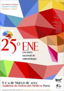 25º ENCONTRO NACIONAL DE EPILEPTOLOGIA
